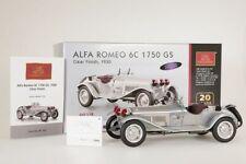 Alfa Romeo 6C 1750 GS 1930 Clear Finish CMC 1:18 NEU  M-142