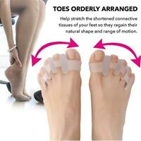 para el cuidado de los pies null Orthotics Separador de dedos de silicona