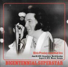 2 X Elvis Presley - Bicentennial Superstar Vol. 1 & 2  [ 3 CD's TNT Records ]