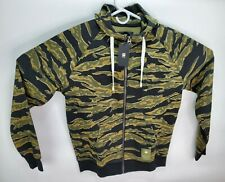 NEW G-STAR RAW Camo Full Zip Jacket Hooded D12627 9849-8673 Men Size Large