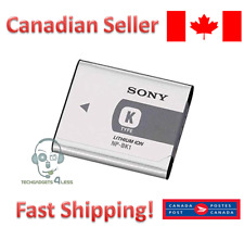 Sony NP-BK1 Rechargebale Battery Pack For Cybershot Cameras - No retail package