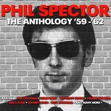 Phil Spector - Anthology '59-'62 [New CD] UK - Import