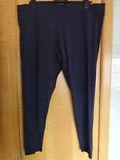 M & S Cropped Exercise Cotton Rich Outlet Trousers BNWT Size 12