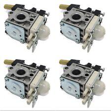 (4) CARBURETORS Carb for RB-K112 RBK112 fit Echo SRM-266T SRM266T String Trimmer