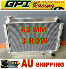Aluminum Radiator TOYOTA LANDCRUISER 60 Series HJ60 HJ61 HJ62 MT HJ 61/60/62