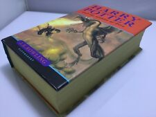 Harry Potter and the Goblet of Fire 1st First Edition - With Errors on Page 503