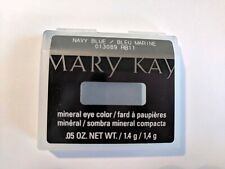MARY KAY Mineral Eye Color NAVY BLUE Matte Eyeshadow New in Box