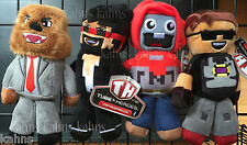 Tube Heroes Plush Set of 4 - New w/ Tags - Free Shipping! youtube