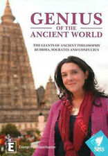Genius of the Ancient World NEW PAL Documentary DVD Rob Cowling Rob Cowling