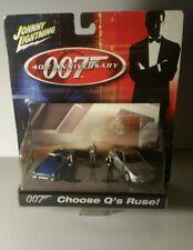 James Bond 40th Anniversary 2-car Diorama plus 6 other Bond cars