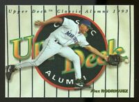 1994 upper deck #298 ALEX RODRIGUEZ seattle mariners ROOKIE card