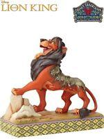 Disney Traditions by Jim Shore The Lion King Scar Preening Predator Statue