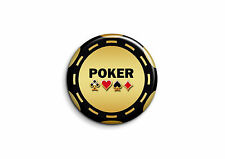 Jeux - Poker 1 - Badge 56mm Button Pin