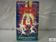 Animaniacs - Pinky & the Brain: Cosmic Attractions VHS