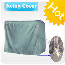 Garden Patio Porch 3 Seater Swing Hanging Seat Hammock Chair Storage Cover FS21N