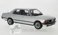 +++ BMW 733i E23 1977 silber 1:18 KK Scale 180102 +++