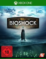 Xbox One Game Bioshock The Complete Collection with Bioshock 1+2+Infinte NEW
