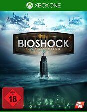 XBOX ONE GIOCO Bioshock The COMPLETARE Collection con 1 + .2 + Infinte NUOVO