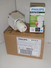 Philips Mini Twister CFL GU24 Base 13W=60W 900 lumen BOX OF 6 - 10K Hour - NEW!