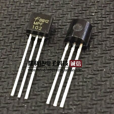 10PCS MPF102 MPF102G TO-92 FAIRCHILD Transistor