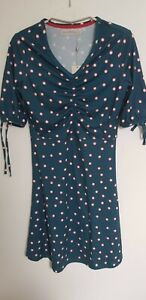Sugarhill Boutique Brit Pop Tea Dress BNWT size 10