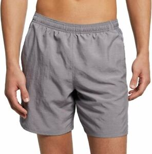 MENS NIKE CHALLENGER BRIEF LINED SHORTS 7INCH IN GREY UKXL RRP£28 (AJ7687-057)