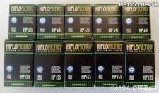 Husqvarna 701 (16 a 19) 1ST & 2ND Hiflofiltro Filtros de Aceite (HF155/HF651) 10