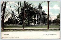 Rockford IL~Broughton Sanitarium~Insane Asylum~Drug Addicts~Alcoholics~1907 PC