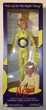 "Dr. Laura Schlessinger Talking 11"" Action Figure Doll With Box"