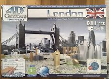 4 D Cityscape Time Puzzle London 1200 Pieces
