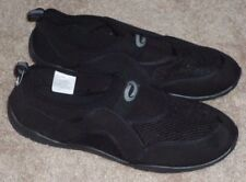 MENS SIZE 14 BLACK AQUA SOCKS / WATER SHOES - BRAND NEW