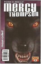 Patricia Briggs':Mercy Thompson #5 (2011) Moon Called Dynamite Comics High Grade