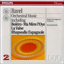 Ravel: Orchestral Works (CD, Feb-1994, Philips) Classical Music Audio Disc