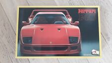 FUJIMI FERRARI F40 1:16 enthusiast model  10110-RC110-4800 unbuild version