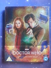Doctor Who The Complete Fifth 5th Series Limited Edition Steelbook Blu Ray Set