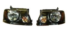 2007 2008 Ford F150 Harley Davidson Headlight Head Lamps Pair Set New OEM Parts