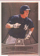 Slade Heathcott New York Yankees 2010 Bowman Platinum