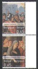 Belgium 2006 Lambert Lombard/Art/Artists/Paintings 2v set (n34727)