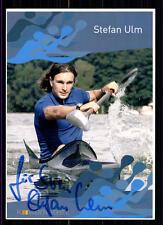 Stefan Ulm Kanu TOP AK Orig. Sign.+58369 + A 71468