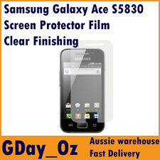 Samsung Galaxy Ace S5830 Screen Protector Film (Clear Finishing)