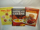 Three BETTER HOMES AND GARDENS COOK BOOKS - Vintage Hardcover