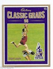 1999 Select Cadbury Classic Grabs (15) Nigel LAPPIN Brisbane