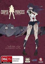Corpse Princess - Shikabane Hime : Collection 2 (DVD, 2011, 2-Disc Set) Region 4