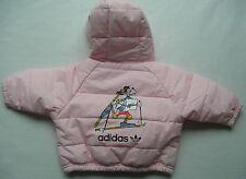 63203d7fb777 RARE~Adidas BOMBER GOOFY DISNEY Jacket winter Hoody shirt sweat  superstar~Kid 6M