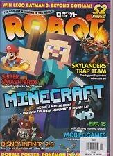 ROBOT MAGAZINE OCT 2014, THE COOLEST MAGAZINE IN THE WORLD.
