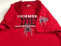 Richmond Spiders T-Shirt Adult XS/S Student Alumni UR Graduate Cotton Virginia