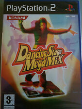 DANCING STAGE MEGAMIX   PS2 SIGILLATO ITA
