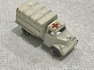 1930s lead Military hospital Truck