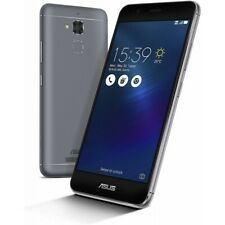 Asus ZenFone 3 Max (ZC520TL) 32GB Dual SIM,Gray. Smartphone pari al nuovo