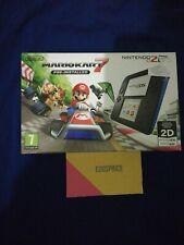 Nintendo 2DS 1TB Console Mario Kart 7 Bundle - Nero/Blu (2205049)